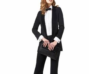 business casual, anne fontaine, and work clothes image