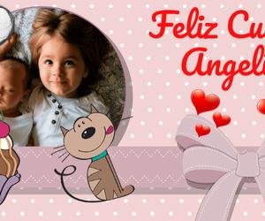 cumpleaños infantil and felicitacion cumple image