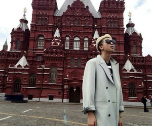boys, moscow, and rap monster image
