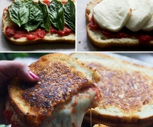 food, diy, and sandwich image