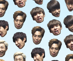 bts, kpop, and background image