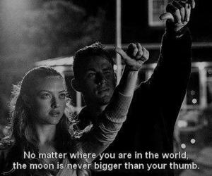 black and white, dear john, and film image