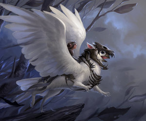 art, fairy, and elf image