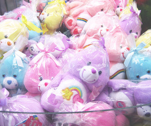 care bears and toys image