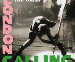 the clash, london calling, and punk image