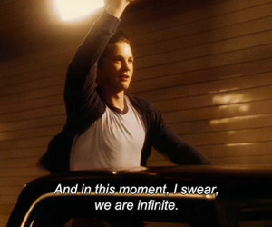 the perks of being a wallflower, logan lerman, and movie image