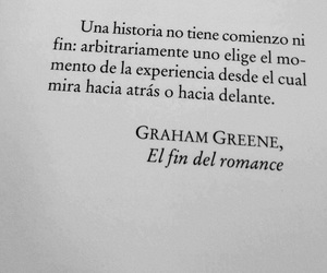 frases, book, and graham greene image