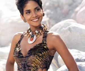 90s, Halle Berry, and flinstones image