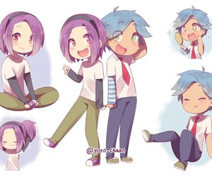 Bonnie, bon, and fnafhs image