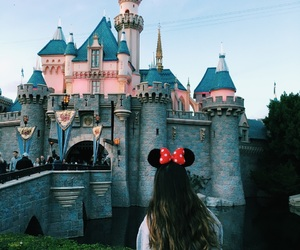 california, disneyworld, and disney image