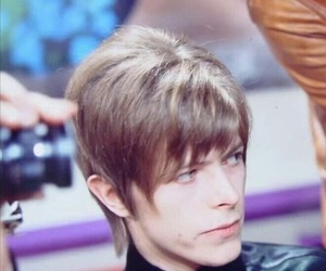 60s, david bowie, and rock image