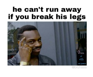 legs, run, and run bitch image
