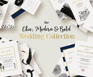 etsy, invitations, and winter wedding image