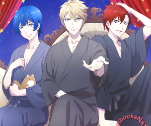 dance with devils, rem kaginuki, and lindo tachibana image
