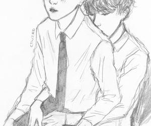 asian, boys, and Fujoshi image