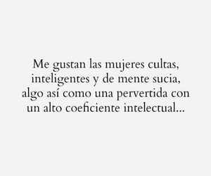 inteligente and mujeres image