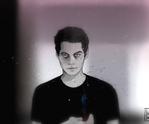 art, void stiles, and drawing image