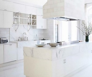 chic, industrial, and kitchen image