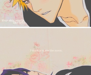 anime, bleach, and couples image