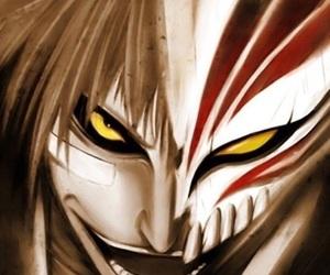 anime, hichigo, and ichigo kurosaki image