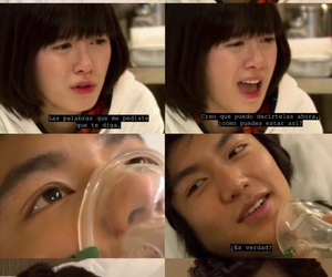 boys before flowers, funny, and goo hye sun image