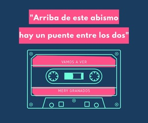 love, music, and frases image
