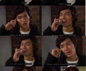 amor, Boys Over Flowers, and funny image