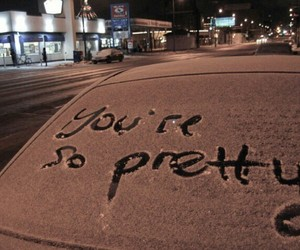 car, message, and pretty image