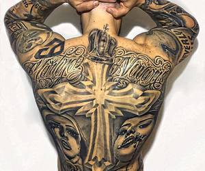 Tattoos and tattoo for men image