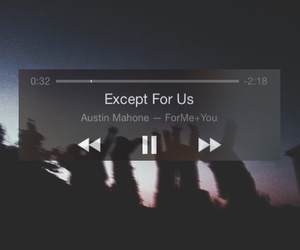 party, song, and austin mahone image