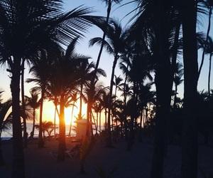 holiday, sea, and sunrise image