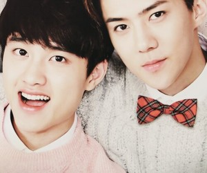 boys, exo, and korea image
