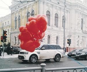 balloons, beautiful, and big image