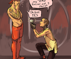 twenty one pilots, fanart, and josh dun image