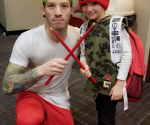 twenty one pilots, josh dun, and tøp image