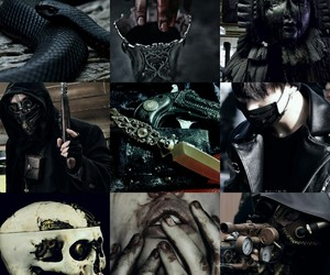 aesthetic, snake, and bts image