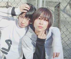 広瀬すず and 永野芽郁 image