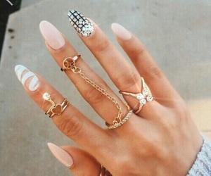 naildesign, manicure, and nail image