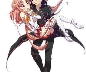 anime, sao, and sword art online image