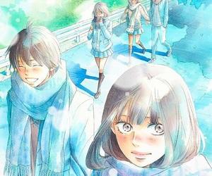 manga and kimi ni todoke image
