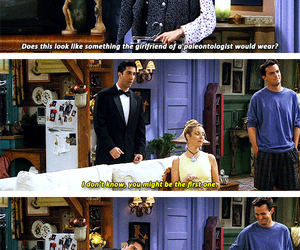 funny, phoebe buffay, and ross geller image