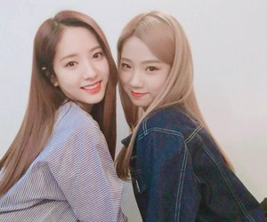 wjsn, bona, and yeoreum image