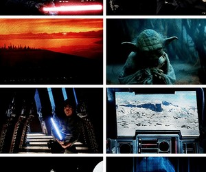 screenshots, star wars, and sw image