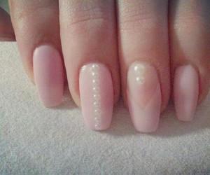 art, matte, and nails image