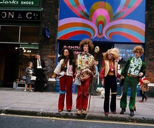 60s, fashion, and london image