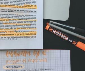 aesthetics, study, and study place image