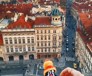city, czech republic, and mole image