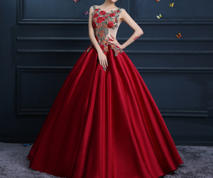 dresses, Prom, and promdress image