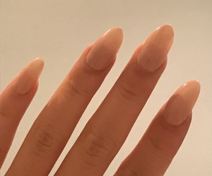 nails, Nude, and tumblr image