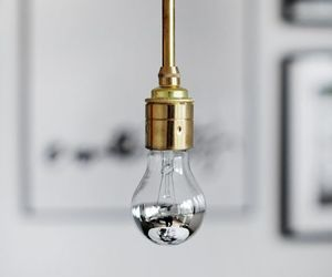 light, home, and design image